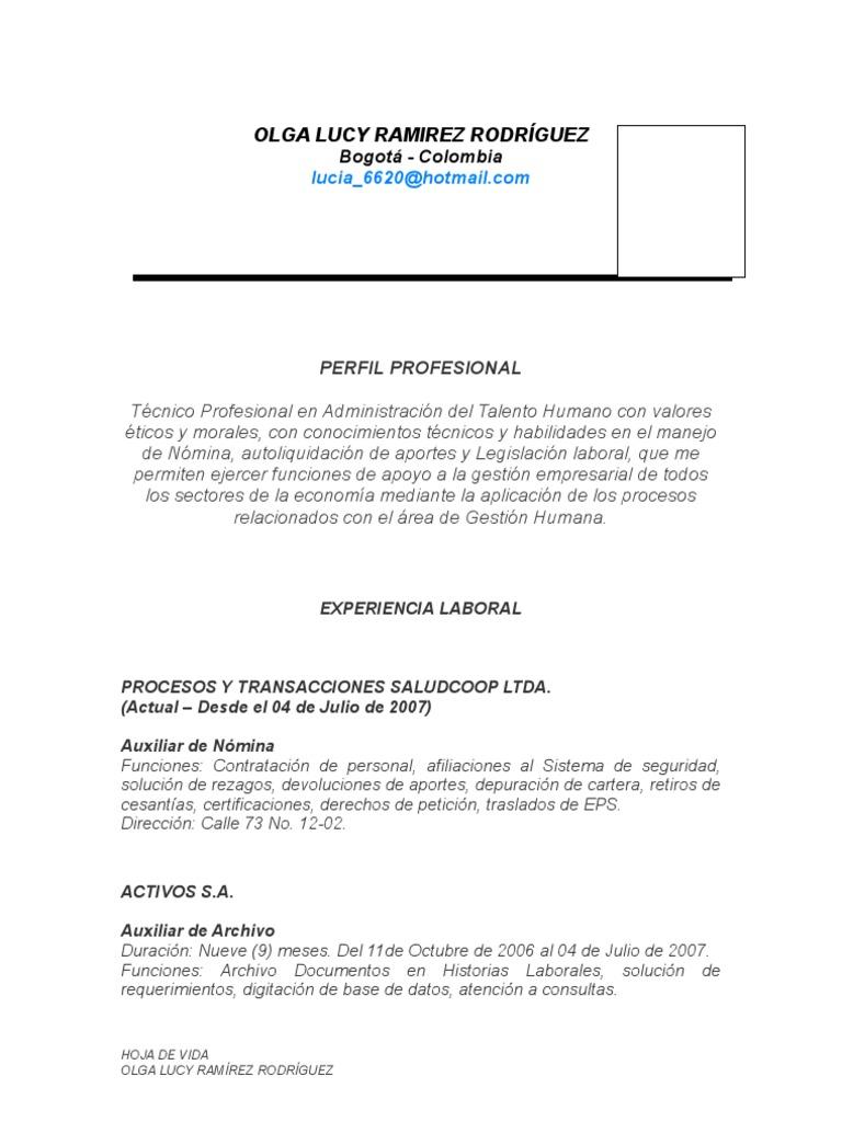 Lujoso Resume Perfil Ejemplos Asistente Administrativo Viñeta ...