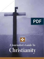 Journalist's Guide to Christianity