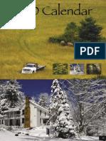 Calendar 2009-2010