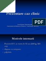 Prezentare Caz Clinic Farmaco