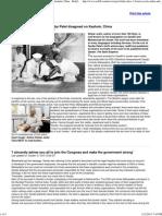 Book Reveals Nehru and Sardar Patel Disagreed on Kashmir, China - Rediff