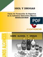 Caract de Las Drogas
