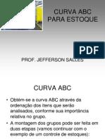 Curva ABC Para Estoque