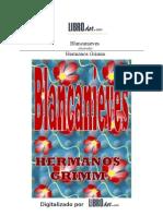Grimm, Hnos - Blanc Ani Eves Ilustrado