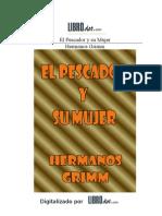 GRIMM, Jacob y Wilhem_El Pescador y Su Mujer Ilustrado