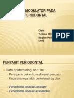 Bahan Host Modulator Pada Perawatan Periodontal
