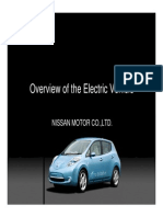 Overview of the Electric Vehicle - Nissan