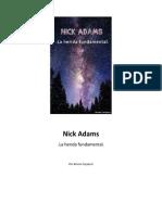 Nick Adams - La Herida Fundamental