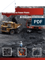 Coal Sourcing for Power Plants