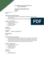 Rencana Kerja Divisi Pendidikan 2013