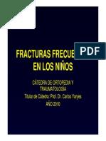 08 Traumatologia Fracturas Frecuentes Ninos