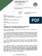 Surat Emis 2014