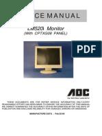 Aoc - Monitor - Lm520i