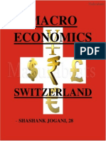 Macro Economic Policies of Switzerland