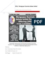 IPO (13 November 2012)