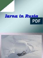 Iarna in Rusia