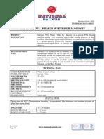 070 - PVA Primer White for Masonry