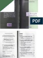 Laplantine - A descrição etnográfica