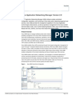 Cisco App Netw Manager2.0