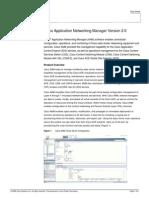 Cisco App Netw Manager2.0