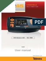 Televes - H45 User Manual