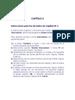 Evaluación de Flota CAP3