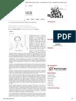 Red Seca – Revista de Actualidad Política, Social y Cultural » ¿Socialdemocracia criolla o socialdemocracia sudamericana_