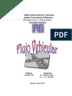 Flujo Vehicular Alcides