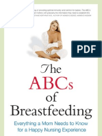 The Abcs of Breast Feeding Everything a Mom Needs to Know for a Happy Nursing Experience