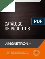 MAGNETRON CATÁLOGO -VELAS