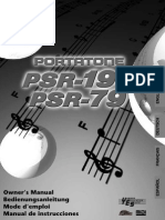 PSR195S
