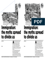 Immigration Myths SWSS Mtg template