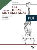 Cabodevilla, Jose Maria - La Jirafa Tiene Ideas Muy Elevadas [7469] (r1.0 Jmyuste)