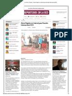 13-02-2014 'Abren Registro en Internet para Maratón Internacional 2014'