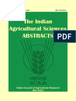 Agri Research Abstract
