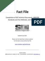 SDI Fact File