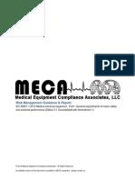 Meca Risk Management Guidance Report Iec 60601 1 Ed. 3.1 Rev.0.0
