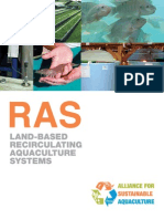 Land-Based Recirculating Aquaculture Systems: A More Sustainable Approach to Aquaculture