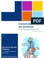 Conference Phonetique Emotions