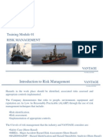 Training Module 01 - Risk Management