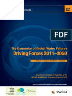 Global Water Futures_Driving Forces 2011-2050
