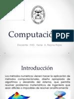 Computación II Unidad I