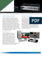 NitrisDX Ds Promo A4 Sec