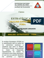 Analisis Estrategico-foda