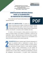 Orientaciones Para Elaborar PA