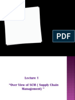 SCM Lecture Final Ppt - Copy