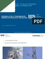 2.Desarrollo de La Transmision de Energia Electrica en El Sur Del Peru - Red de Energia Del Peru