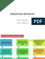 Mekanisme Berkemih & Patomekanisme Gangguan BAK