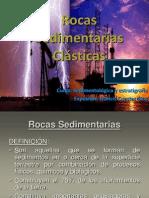 Exposicion Rocas Clasticas