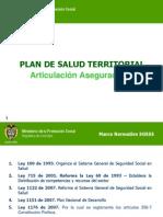 Prioridades Salud Publica Colombia